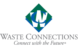logo of sponsor Waste Connections