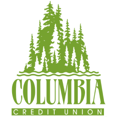 logo of sponsor Columbia Credit Union